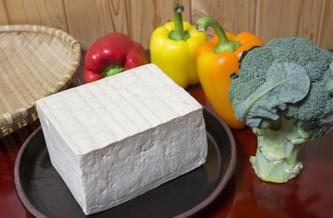 Fleischersatz Tofu